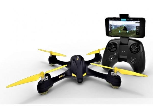 Hubsan H507A+HT009 HD+ Wi-Fi / GPS Go X4 Star Pro