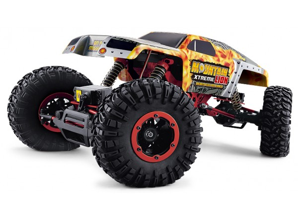 PRO RC Crawler 4x4 Standard Edition 1:10