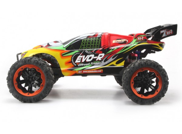 PRO RC Truggy 4x4 Ultimate Edition 1:8
