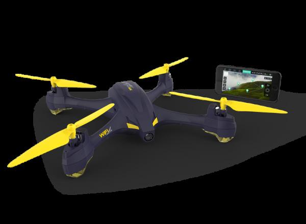 Hubsan H507A HD+ Wi-Fi / GPS Go