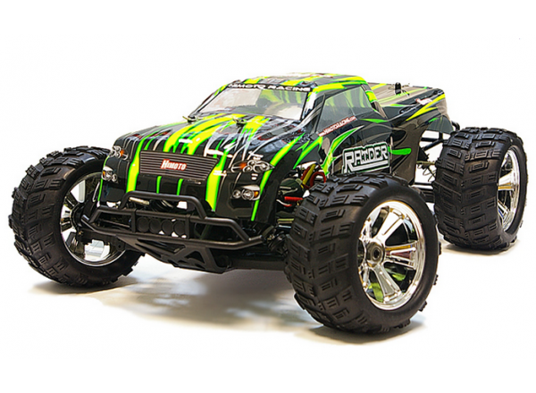 Himoto RAIDER 1/8 - Монстр BRUSHLESS 4WD