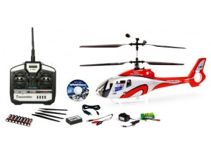 E-sky Hunter 2.4Ghz - радиоуправляемый вертолет E-sky EC-130