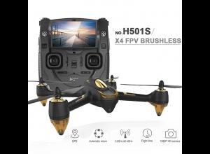 Hubsan H501S Full HD+ FPV / GPS Go