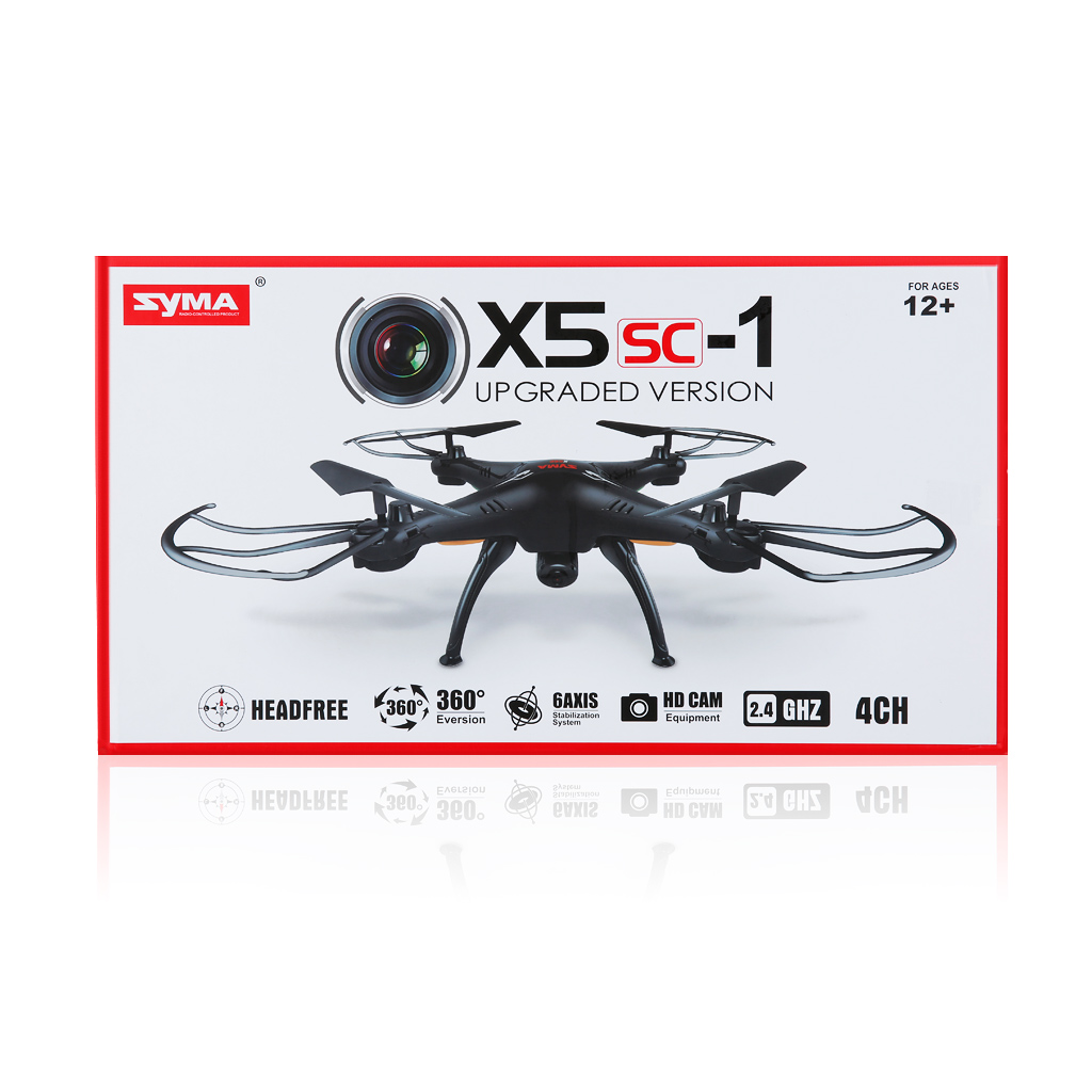 Syma x5sc HD+ Upgraded Ver.