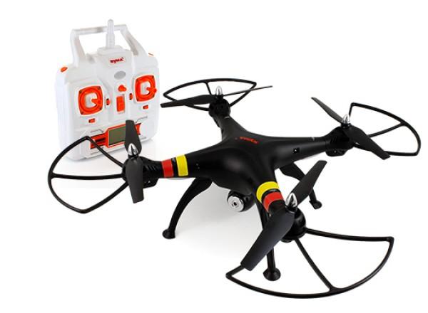 Квадрокоптер Syma X8c с передатчиком 2.4 GHz
