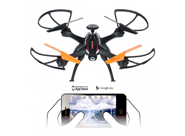 Drone K95HW wi-fi iPhone / Android