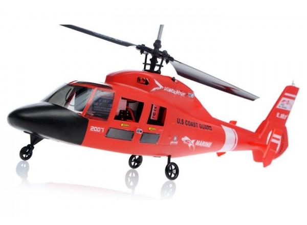 E-sky Co-Dauphin 2.4Ghz - радиоуправляемый вертолет E-sky Co-Dauphin RTF