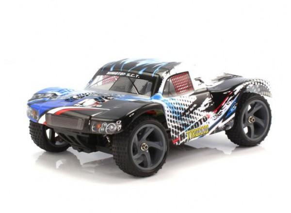 Himoto Tyronno 1/18 - 4WD - влагозащита