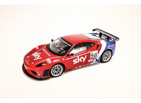 Ferrari F430 GT - радиоуправляемый автомобиль MJX Ferrari F430 GT