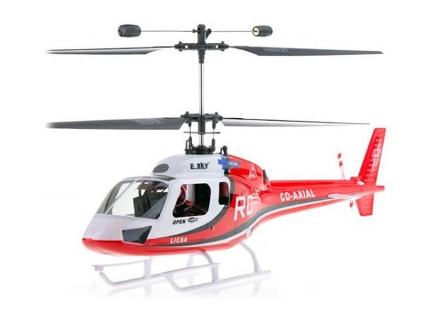 E-sky Big Lama 2.4Ghz - радиоуправляемый вертолет E sky Big Lama