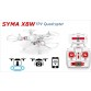 Syma X8w FPV - квадрокоптер с Wi-Fi камерой HD+