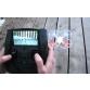 Радиоуправляемый квадрокоптер Hubsan X4 H107D c транслирующей видеокамерой и аппаратурой 2.4GHz
