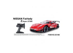 Nissan GT500 1:10 - радиоуправляемый автомобиль MJX Nissan Fairlady Z Super GT500