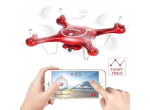 Дрон Syma x5uw HD+ Wifi FPV iOS / Android