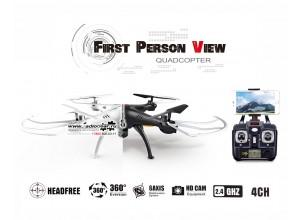 Syma X5sw-1 HD+ FPV - дрон с Wi-Fi камерой