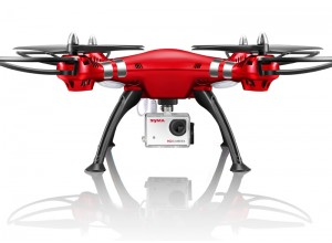 Syma x8hg Full HD+ 8 MPixel камера / 1080p